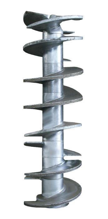 Latermec - Building of augers